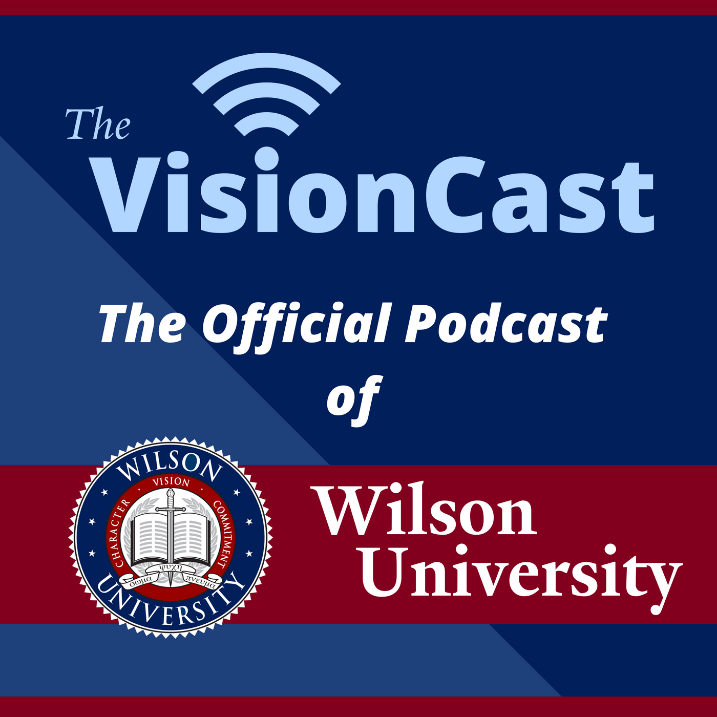 The VisionCast 001: Wilson University Promo with Dr. Wilson