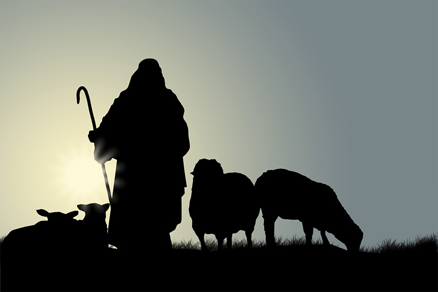 Psalms 23: The Lord is my Shepherd